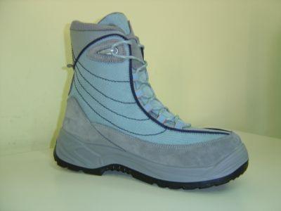 Туристически обувки EVENT С - сив