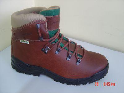 Туристически обувки CRISPI -модел  04222 -кафе - Изображение 1